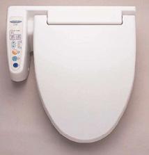 HomeTech bidet seat