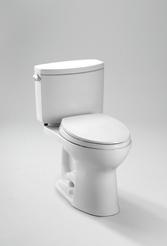 TOTO Drake II HET toilet Watersense