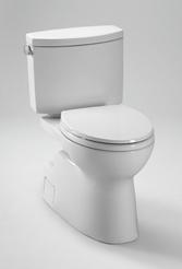 TOTO Vespin II HET 1.28 GPF toilet