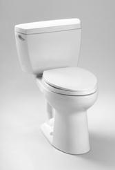 TOTO Eco Drake� Toilet - 1.28 GPF - ADA
