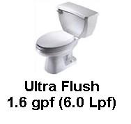 Gerber Ultraflush ADA
