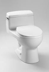 TOTO Eco Supreme� Toilet, 1.28 GPF