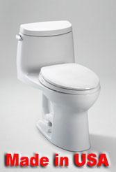 TOTO Ultramax II, toilet 1.28 GPF HET  WaterSense, Ultramax II
