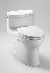 TOTO Carolina II HET 1.28 GPF toilet MS644114CEFG