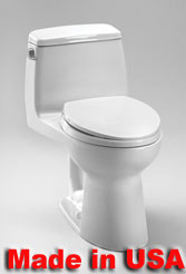 Ultramax ADA toilet